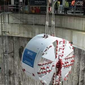 Tunnelling to start on UU's Trafford Park sewer improvement scheme