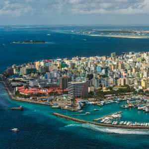 Drinking water supply crisis for Maldives' capital
