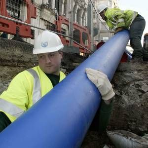 Thames Water picks two joint ventures for AMP6 work