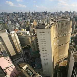 Sao Paulo's biggest reservoir down to just 6% capacity