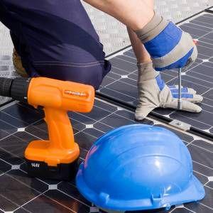 UU installs over 5000 solar panels at Fleetwood