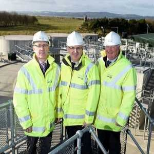 NI Water completes Magilligan sewage works in £8M scheme