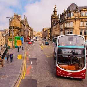 Scottish Water helps fix utilities' road repairs in Edinburgh