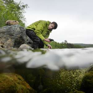 Freshwater biodiversity identifies sediment pollution