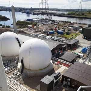 Northumbrian Water creates gas from sewage for the national grid