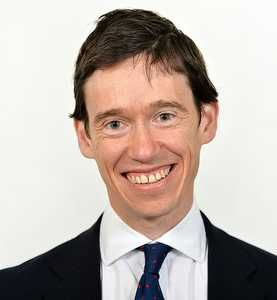 Rory Stewart takes water brief within Defra