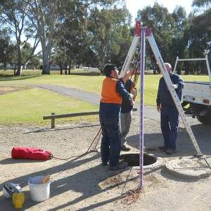 Mott MacDonald checks out sewerage system performance Down Under