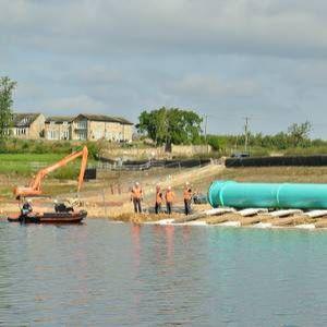 MMB completes Eccup reservoir pipework scheme