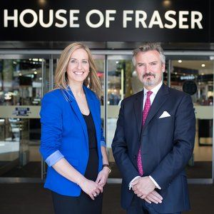 House of Fraser changes water supplier for English stores