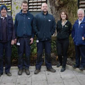 Wessex Water team tackles misconnection pollution