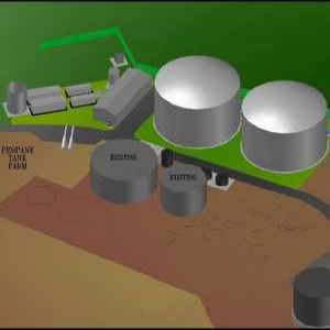 First Milk AD solution will eliminate phosphates and create energy