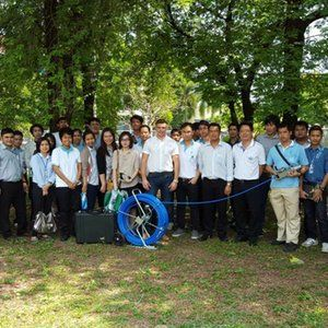 JD7 carries out leak detection training in Bangkok