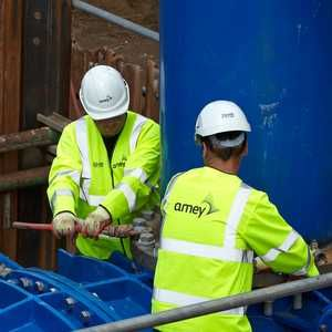 Amey wins £113M wastewater R + M deal at Yorkshire Water