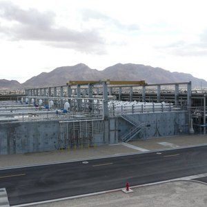 MBR technology to reduce energy costs for Nevada treatment plant