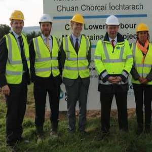 Innovative Nereda treatment plant opens in County Cork