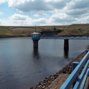 Safety project starts on Yorkshire Water's Stubden reservoir