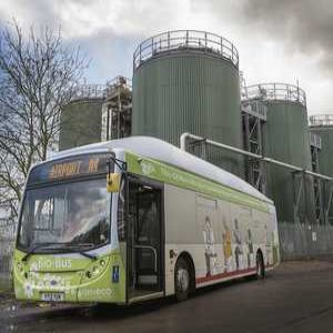 Sewage-powered buses could be rolled out in Bristol