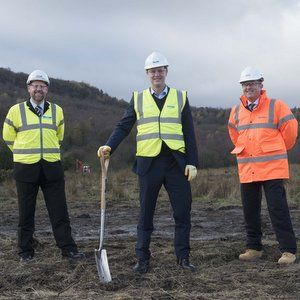 Yorkshire Water starts £24M upgrade at Rivelin WTW
