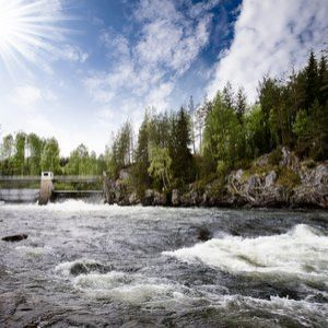 Ham Baker and SPP partner on micro-hydro generation