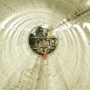 London's Lee Tunnel to open next week