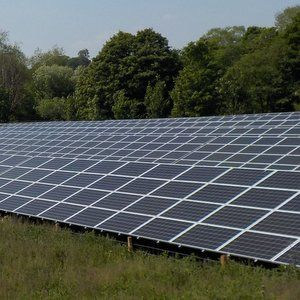 Second phase of Welsh Water's Five Fords WwTW solar project completed