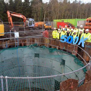 NI Water invests £500K in new wastewater pumping station