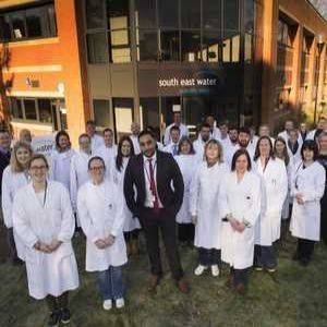 New South East Water laboratory given UKAS mark