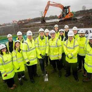 UU starts £80M Oldham WWTW upgrade