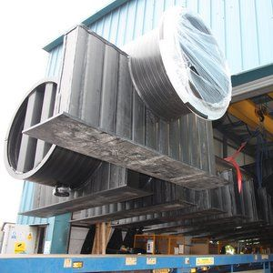Weholite pipe supplied for new UV treatment facility