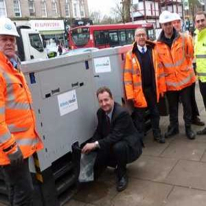 Thames and Affinity test emergency water deliveries in London