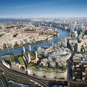 Ambitious SUDS project to protect London from flooding