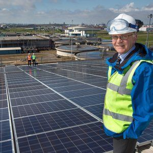 Solar power at Bran Sands to save £6K-plus in first year