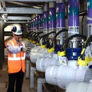 Severn Trent opens major limewater plant at Frankley