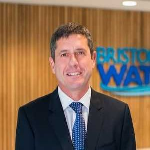 Chief executive of Bristol Water to step down