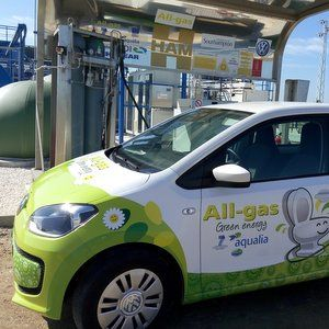 Volkswagen vehicle to get power from algae biogas