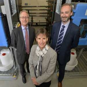 New research centre to explore low-carbon wastewater treatment