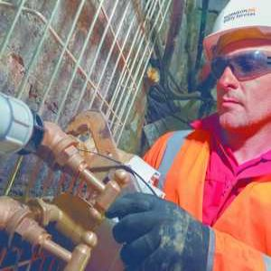 Phone app boosts safety for lone workers in utilities