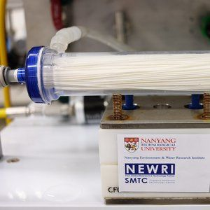 Scientists develop energy-efficient nanofilter for wastewater treatment