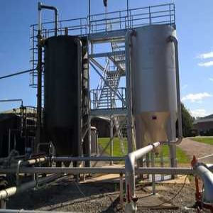 Sand filtration boosts AD plant at maltster Muntons