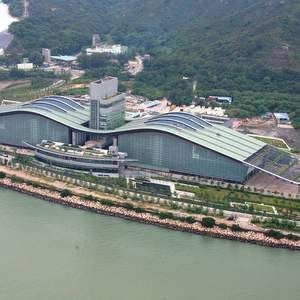 Hong Kong's first self-sustaining sludge treatment plant opens