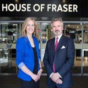 Business Stream extends House of Fraser deal