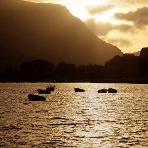 Landmark legal ruling over Llyn Padarn dispute