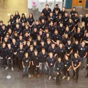 Severn Trent triples apprentice intake