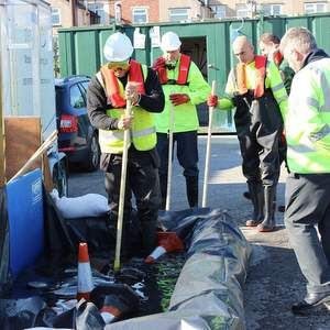 Training investment needed despite flood defence report delay