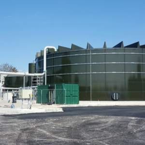 ACWA completes ammonia removal plant at Leigh WwTW
