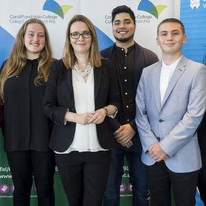 Welsh Water launches Welsh Baccalaureate to develop skills