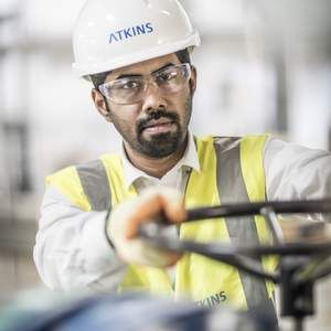Thames Water professional services framework for Atkins