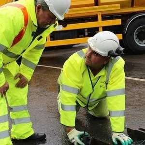 Amey trials gully sensors to prevent roads flooding