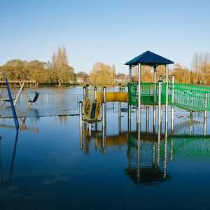 Flood defence spending 'biased towards South'