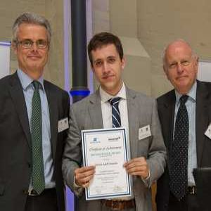 British Water Prize winner lands job with award sponsor